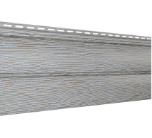 Timberblock Виниловый сайдинг Дуб Серебристый 0,23*3,4м