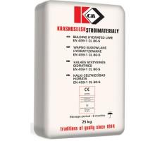 Известь строительная гидратная без добавок 25 кг