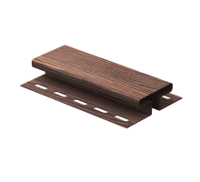H-планка Timberblock Дуб Мореный 3,05м